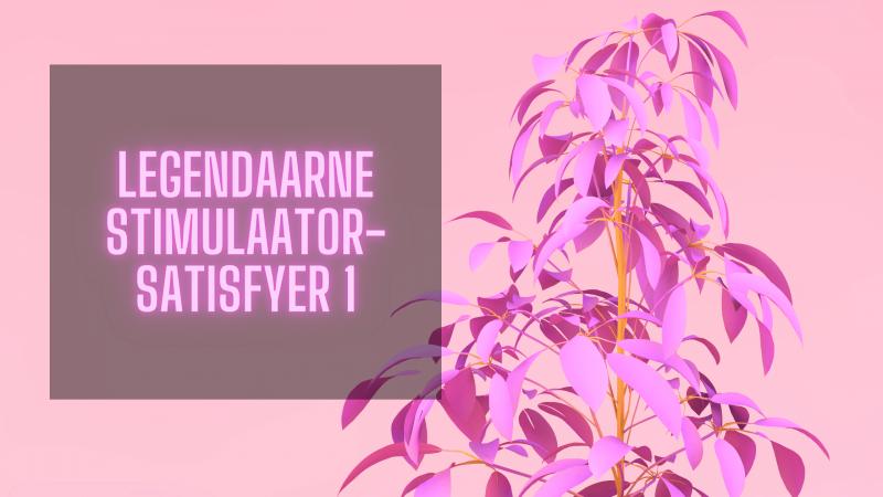 Legendaarne stimulaator- Satisfyer 1