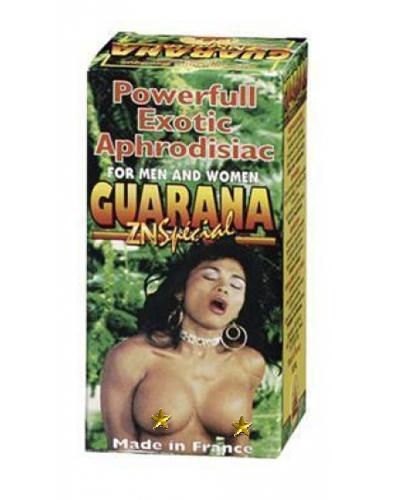 Guarana ZN Special – potentsitilgad