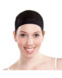 Musta värvi paruka alusmüts, Aksessuaarid naistele , Parukad, Muu, SuperDeals, Superdeals