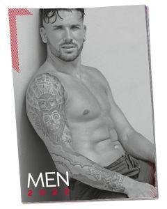 Pin-up Calendar Soft Men 2022