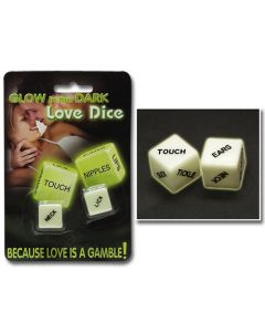 Love dice English, Mängud