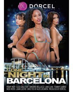 Marc dorcel ONE NIGHT IN BARCELONA EROOTILINE FILM