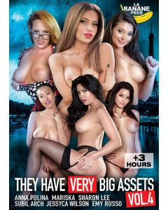 THEY HAVE VERY BIG ASSETS VOL.4