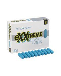 eXXtreme power caps 10 tk, Seksapteek, Kapslid meestele