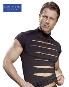 Men's Shirt Lasercut, lõhikutega särk, Komplektid