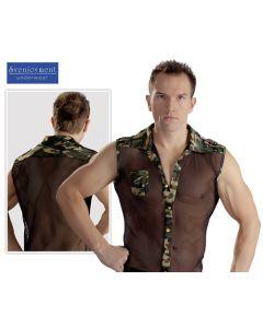 """Men's Shirt, võrksärk """"Militaar"""", Komplektid"""
