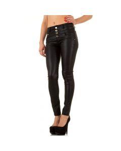 Mustad läikega pikad püksid, Naiste pesud ja riided, Teksad