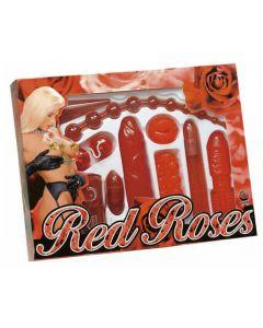 Red Roses-Set, Sekslelud, Komplektid, Kingid naisele