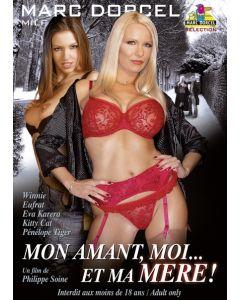 DVD Mon amant, moi... et ma mère, DVD, Hetero DVD, Marc Dorcel, Sex Shop