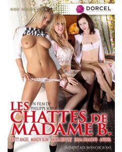 DVD Les chattes de Madame B., DVD, Hetero DVD, Marc Dorcel, Sex Shop