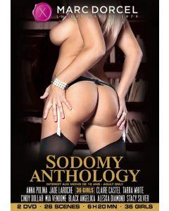 DVD Sodomy Anthology, DVD, Hetero DVD, Marc Dorcel, Sex Shop