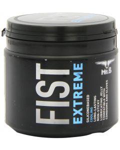 Mister B Fist Extreme Lube 500 ml, Libestid ja massaažiõlid, Silikoonibaasil libestid, Anaallibestid