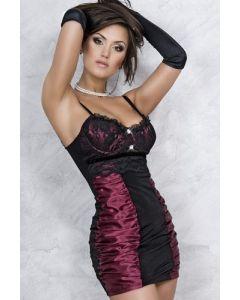 Kleit satiini ja pitsiga, Ilusad ja moodsad kleidid