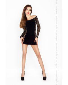 šarmantne passion kleidike, must S-XXL, Naiste pesud ja riided, Ilusad ja moodsad kleidid, SOODUSTUSED, Kingid naisele