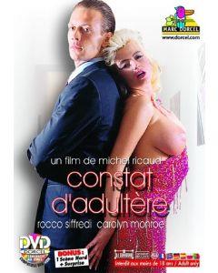 DVD Constat d'adultere