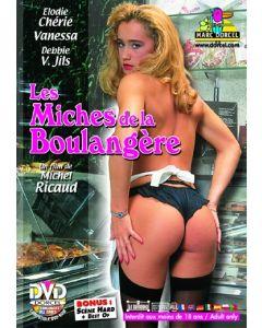 DVD Les miches de la boulangère, DVD, Hetero DVD, Marc Dorcel, Sex Shop