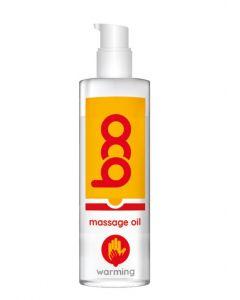 BOO MASSAGE OIL WARMING 150ML