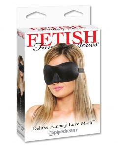Deluxe Fantasy Love Mask, BDSM  ja Fetish Sekslelud, Naistele, Meestele