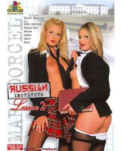 Russian Institute - Lesson 2, Erootilised filmid, Hetero DVD, Marc Dorcel, Sex Shop