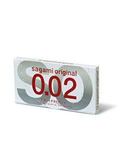Sagami lateksivabad kondoomid (2tk), Kondoomid