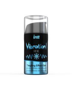 Vibration! Ice Tingling Gel 15ml