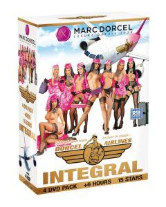 Dorcel Airlines Integral - Coffret collector 4 DVD, Erootilised filmid, Hetero DVD, Lesbi seks ja Porno videod, Marc Dorcel™