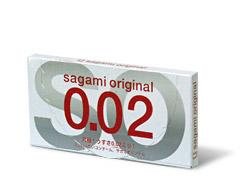 Sagami lateksivabad kondoomid (2tk)